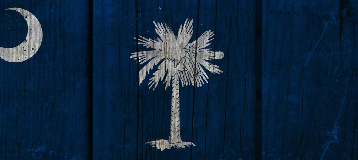 South Carolina Canvas Art Prints