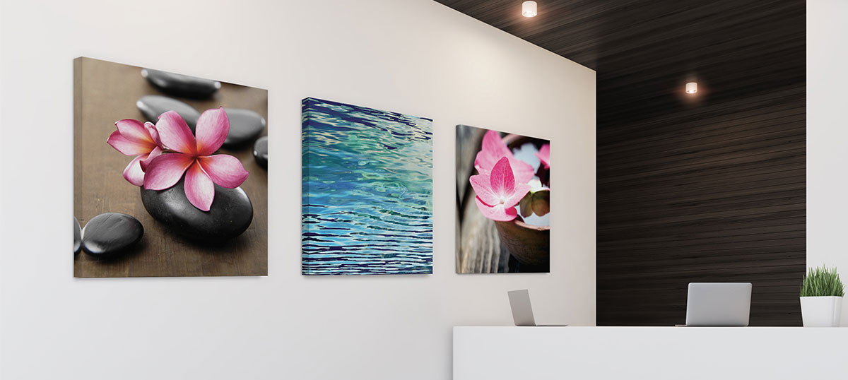 Spa Canvas Art Prints