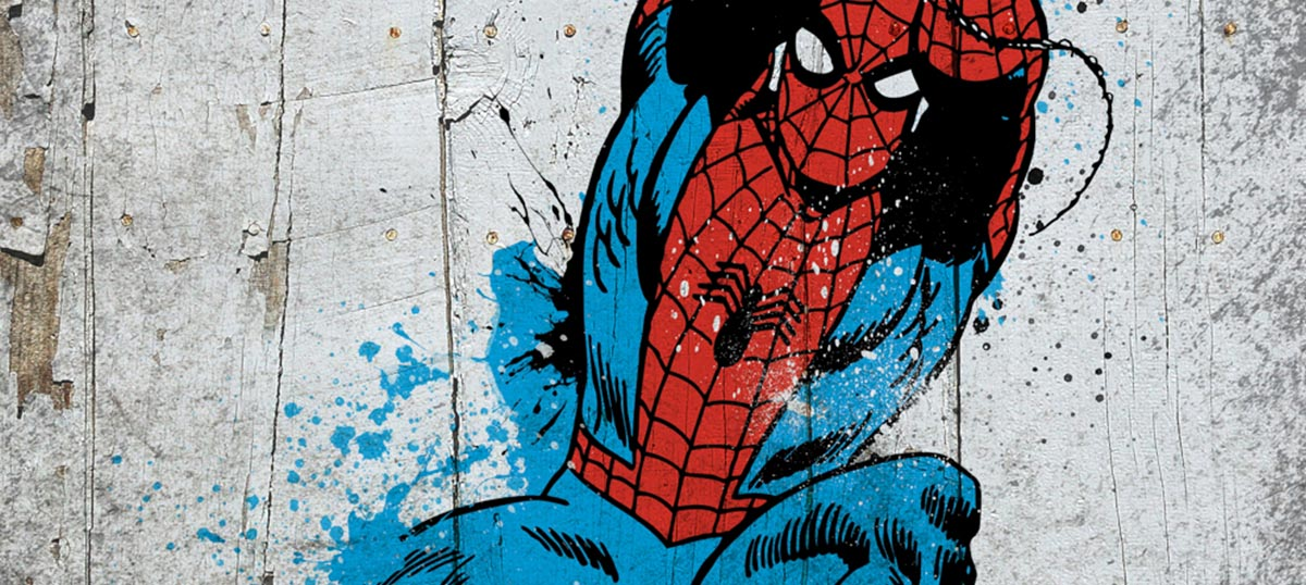 Spider-Man Canvas Art Prints