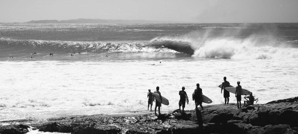 Surfing In Poster /& Unframed Canvas Prints