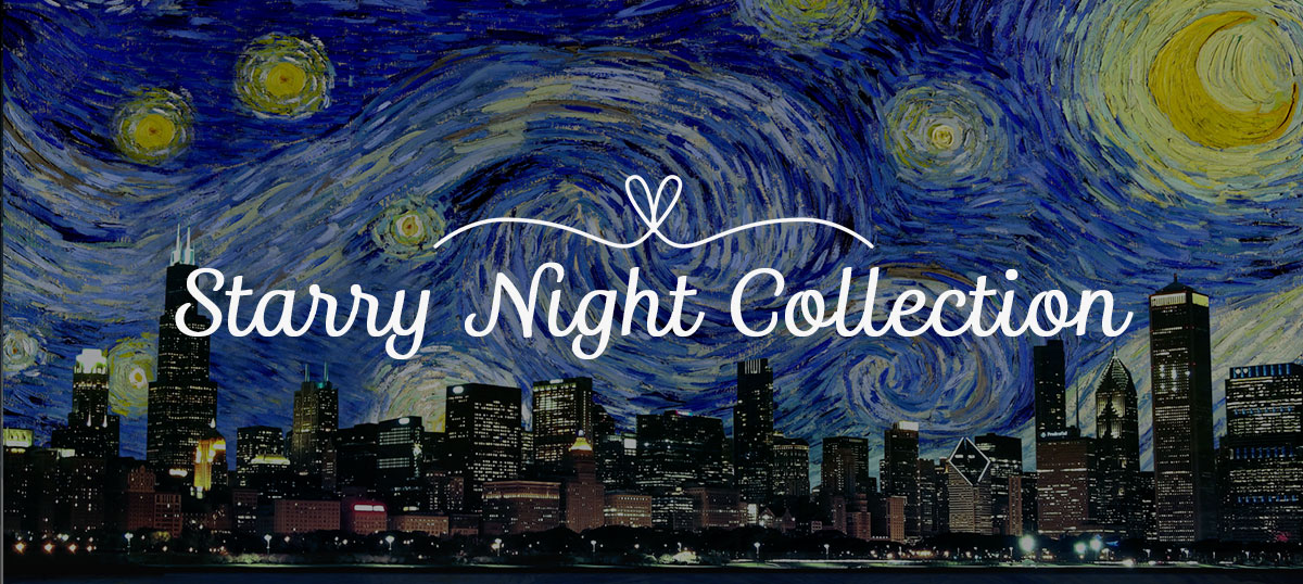 Starry Night Collection Art Prints