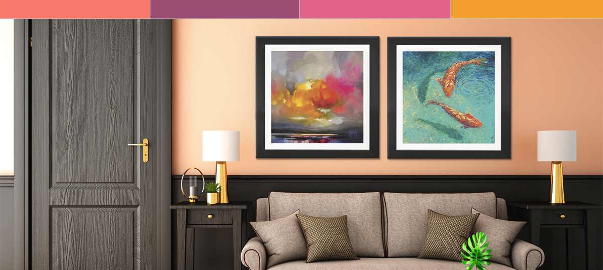 Sunsets & The Sea Art Prints