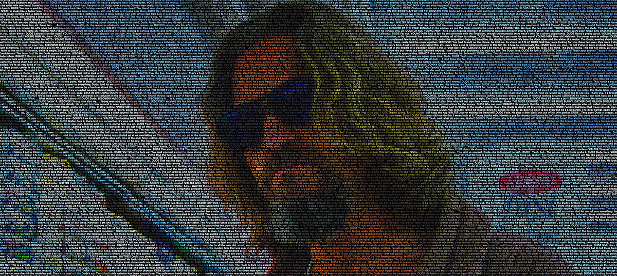 "Jeffrey ""The Dude"" Lebowski Canvas Art"