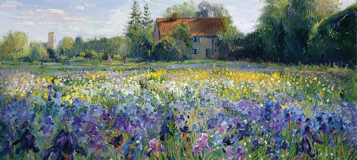 Timothy Easton Canvas Art