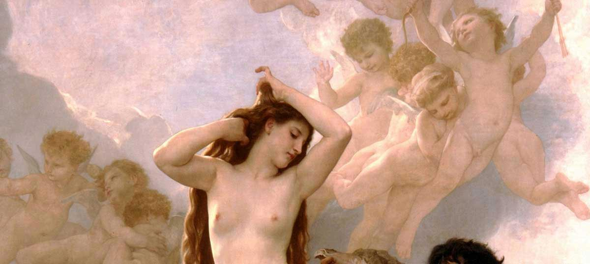 William Adolphe Bouguereau Canvas Art