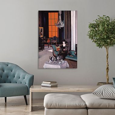 Inspired Interiors Canvas Art