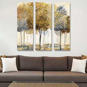 3 Piece Decorative Canvas Art