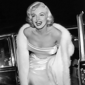 Marilyn Monroe Canvas Art Prints