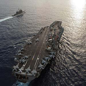 Aircraft Carriers Canvas Artwork