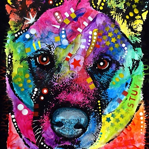 Akitas Art Prints