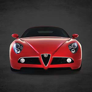 Alfa Romeo Canvas Art Prints