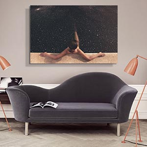 Alternate Realities Canvas Wall Art