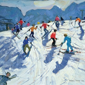Andrew Macara Canvas Art Prints