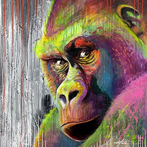 Animals Canvas Art