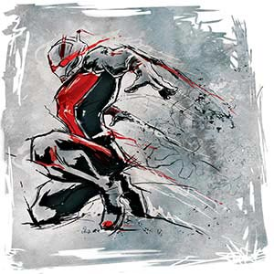 Ant-Man Canvas Art