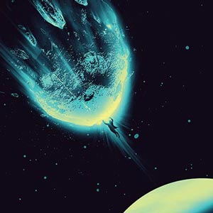 Comets & Asteroids Canvas Art Prints