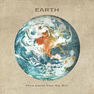 Earth Canvas Art Prints