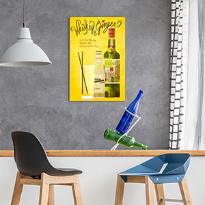 Bar Canvas Art Prints