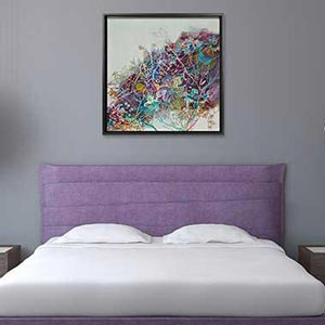 Bedroom Canvas Prints