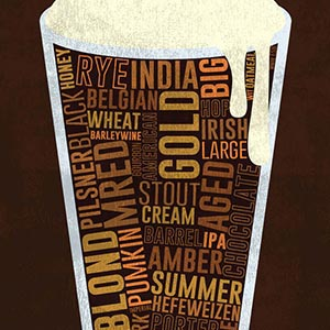 Beer Canvas Art Prints