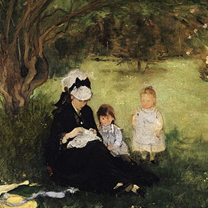 Berthe Morisot Canvas Wall Art