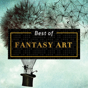 Top Fantasy Art  of 2018 Canvas Art Prints