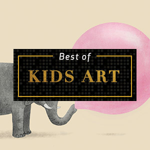 Top Kids Art of 2018 Art Prints