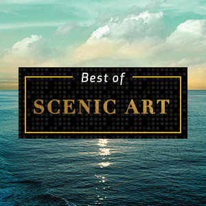 Top Scenic Art of 2018 Canvas Art Prints