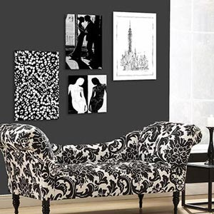 Black & White Canvas Art Prints