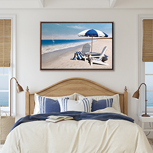 Sea & Sky Canvas Wall Art