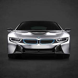 BMW Canvas Wall Art