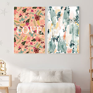 Bohemian Flair Art Prints