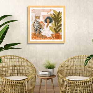 Bohemian Instinct Canvas Wall Art