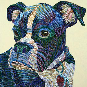Boxers Canvas Art