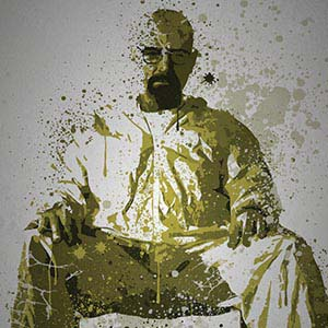 Breaking Bad Art Prints