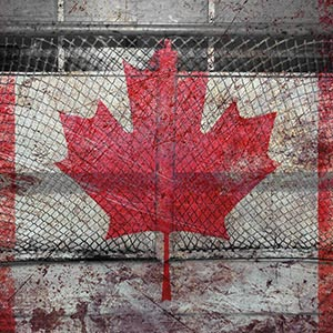 Canada Canvas Art