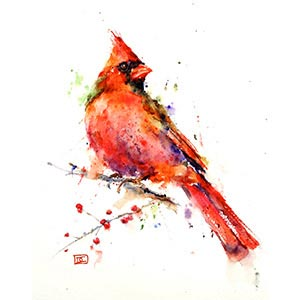 Cardinals Canvas Wall Art