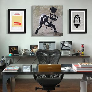 wall art for office. A Case Of The Mondays Canvas Art Prints Wall For Office