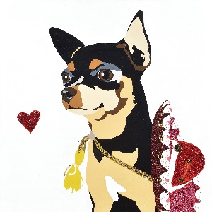 Chihuahuas Canvas Prints