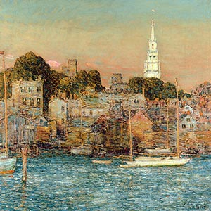 Childe Hassam Canvas Art