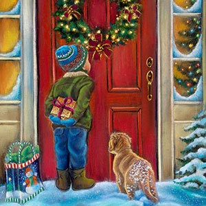 Christmas Canvas Art Prints