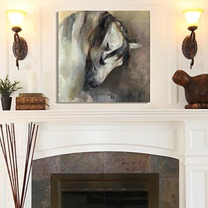Urban Loft · Classic Traditional Canvas Artwork