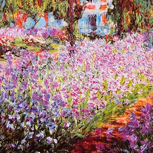 Claude Monet Canvas Art