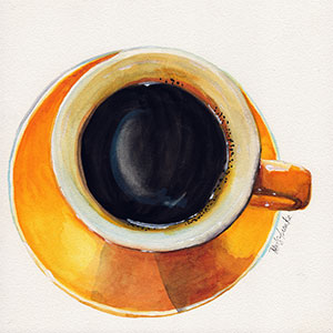 Coffee Art Prints