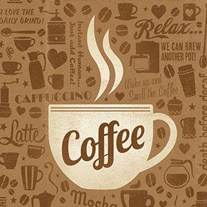 Coffee Canvas Artwork