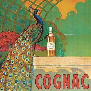 Cognac Canvas Art Prints
