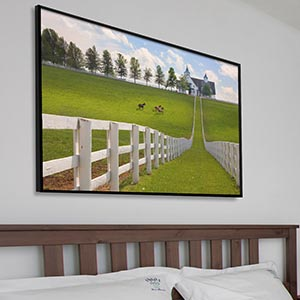 Contemporary Country Canvas Wall Art