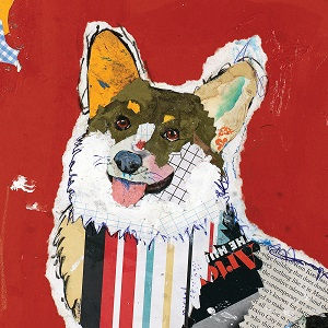 Corgis Art Prints