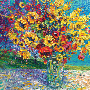 Current Day Impressionism Canvas Artwork