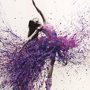 Dancer Canvas Wall Art